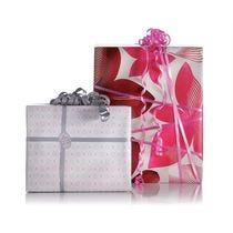 Cadeaupapier en doorzichtige folie