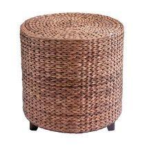 Decoratieve stoelen, poufen