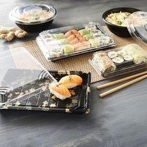 Sushi bakjes