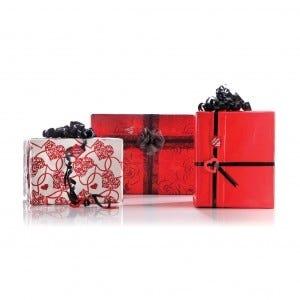 Geschenkpapier en geschenkzakjes