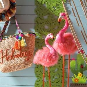 DECO Zomer thema Flamingo