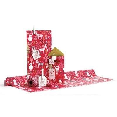 Kits verpakking Kerst