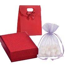 Geschenkdozen, geschenkzakjes en mandjes