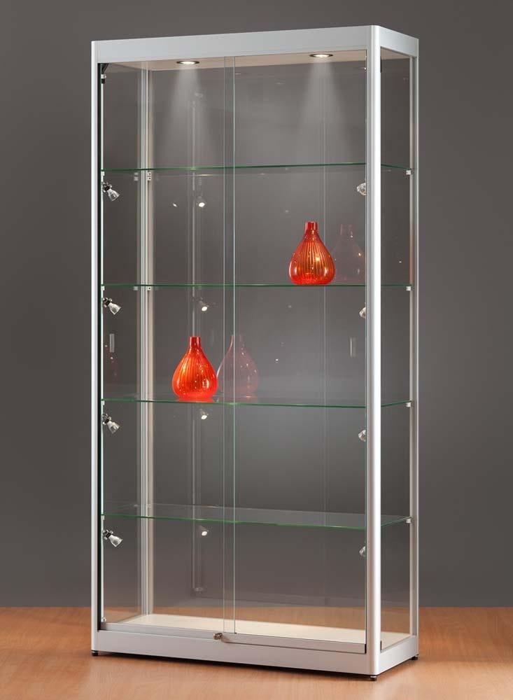 Design vitrines LED