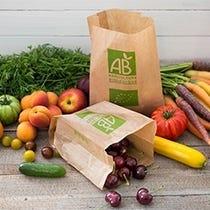 Fruit en groenten verpakking