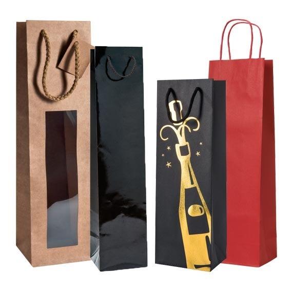 Wijn en gastronomie-verpakkingen