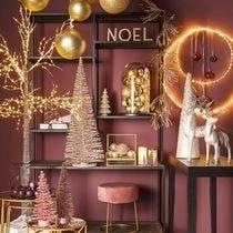 Kerst vintage Boudoir