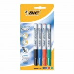 BIC Velleda markeerstift voor whiteboards - punt 1.4 - per 4