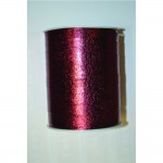 Lint Metal Wave 10mm x 250m bordeaux