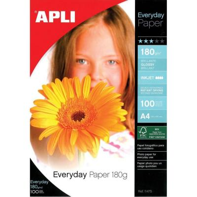 Insteektas 100 vellen A4 180 g papier everyday-Multifunctioneel papier