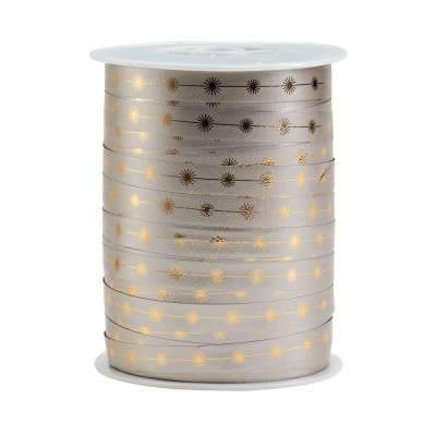 Lintrol Antares - champagne/goud - 10 mm x 250 m-Lint