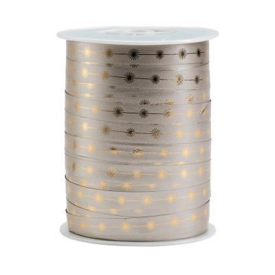 Lintrol Antares - champagne/goud - 10 mm x 250 m-