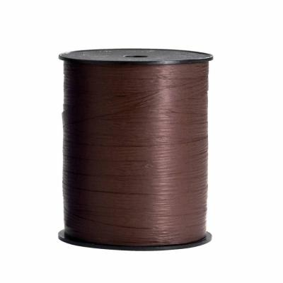 Lintrol synthetisch papier - cacao - 10 mm  x 250 m-